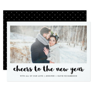 新年 の写真への応援 カード