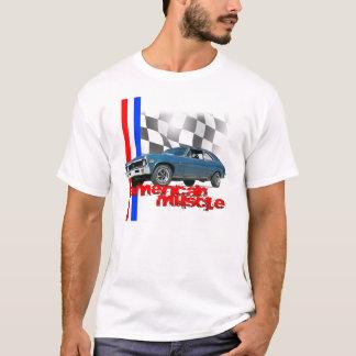 新星、アメリカ筋肉 Tシャツ