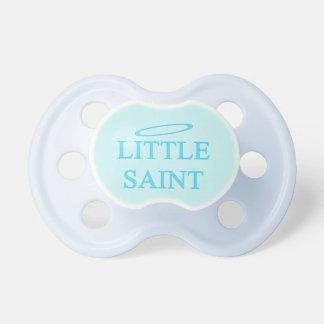 新生児-小さい聖者! おしゃぶり