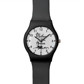 新郎のクラシックな母 腕時計