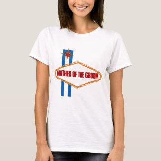 新郎のラスベガスの母 Tシャツ