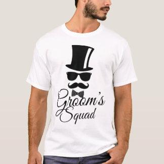 新郎の分隊 Tシャツ