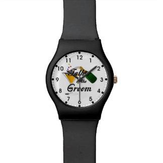 新郎の父 腕時計