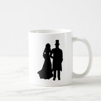 新郎新婦 コーヒーマグカップ