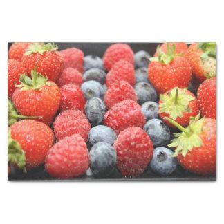 新鮮な果物のティッシュペーパー 薄葉紙