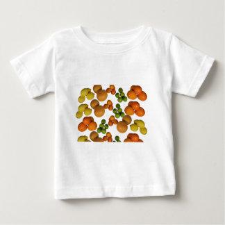 新鮮な果物 ベビーTシャツ