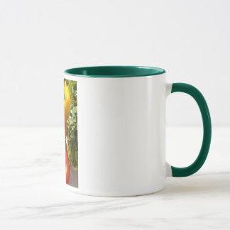 新鮮な野菜のマグ マグカップ