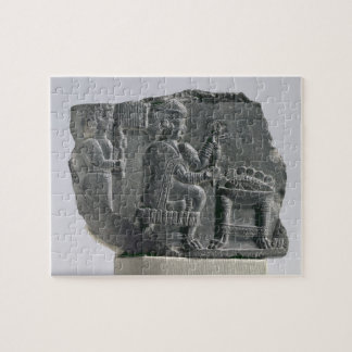、新Elamite期間回っている、Elamiteの女性c.700- ジグソーパズル