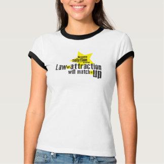 方向づけられるなった解決 Tシャツ