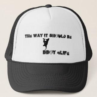 方法それはbboy 4lifeあるべきです キャップ