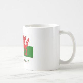 方法は、ウェールズあります コーヒーマグカップ