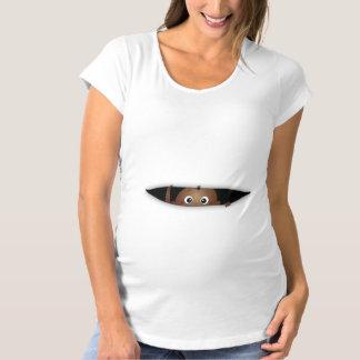 方法妊娠のTシャツのベビー マタニティTシャツ
