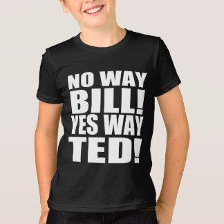 方法無し Tシャツ