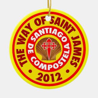 方法- El Camino 2012年 セラミックオーナメント