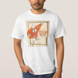 方針の人 Tシャツ