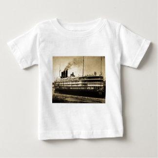 """旅客船""""より素晴らしいデトロイト"""" ベビーTシャツ"""