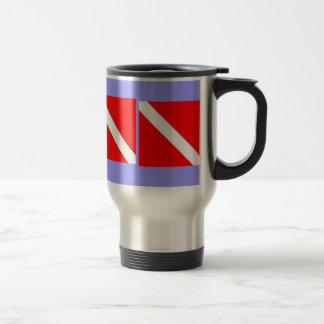 旅行のために素晴らしいダイバーのコーヒーカップ-! トラベルマグ