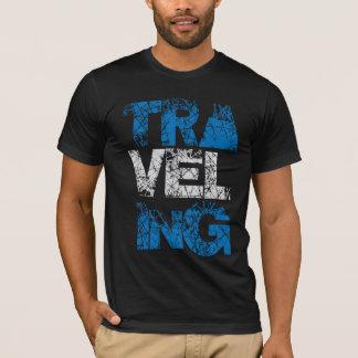 旅行の人のフリーメーソン会員のTシャツ Tシャツ