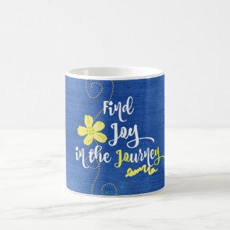 旅行の引用文の感動的な喜び コーヒーマグカップ