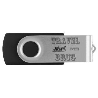 旅行は薬剤USBドライブです USBフラッシュドライブ