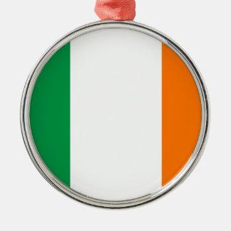 旅行オーナメント-アイルランド メタルオーナメント