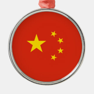 旅行オーナメント-中国 メタルオーナメント