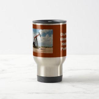 旅行コーヒー・マグ-ポンプジャッキ トラベルマグ