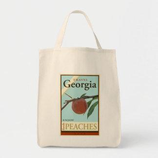 旅行ジョージア トートバッグ