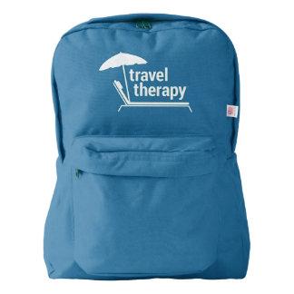 旅行セラピーのバックパックのアメリカ人のApparel™ |の青 American Apparel™バックパック