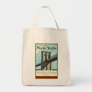 旅行ニューヨーク トートバッグ