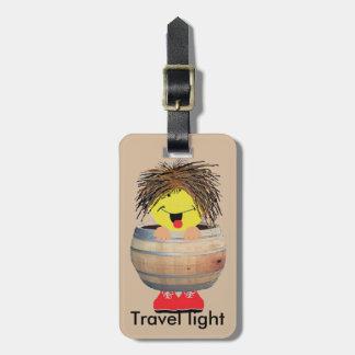 旅行ライト ラゲッジタグ