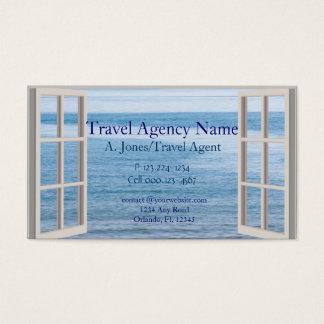 旅行会社 名刺