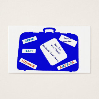 旅行名刺 名刺