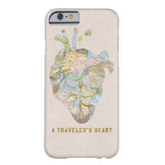 旅行者のハート BARELY THERE iPhone 6 ケース