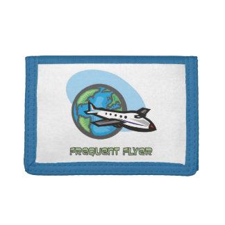 旅行者: 常客の乗客の飛行機