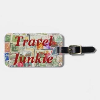 旅行-荷物のラベル ラゲッジタグ