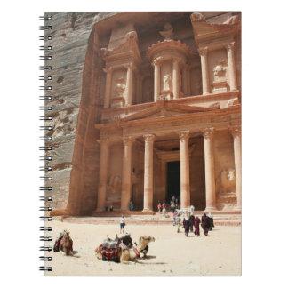 旅行「Petra」ノート ノートブック