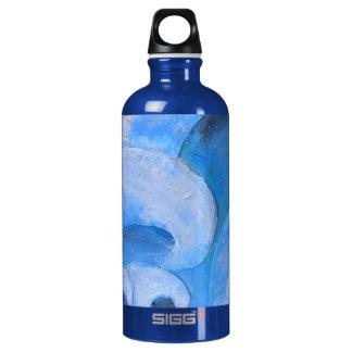 旋回の青い海 ウォーターボトル