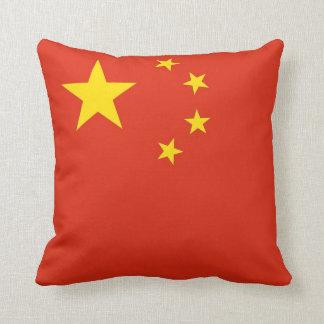 旗のアメリカ人のMoJoの中国のな枕 クッション