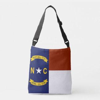 旗のバッグ、ノースカロライナ クロスボディバッグ