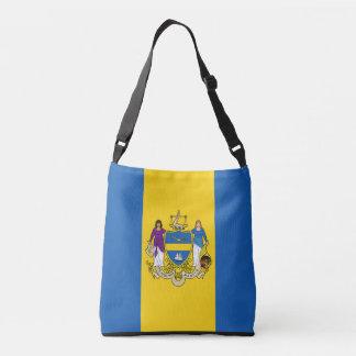 旗のバッグ、フィラデルヒィア、ペンシルバニア クロスボディバッグ