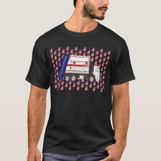 旗の日のごみ収集車6月 Tシャツ