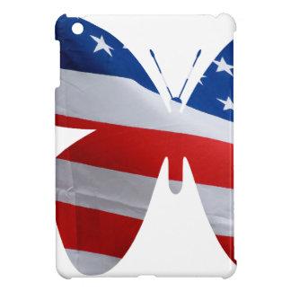 旗の蝶 iPad MINIケース