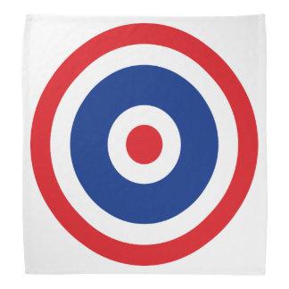 旗のRoundelタイのターゲット バンダナ