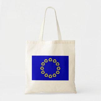 旗をリサイクルするEUは袋に入れます トートバッグ
