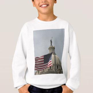 旗オクラホマ スウェットシャツ