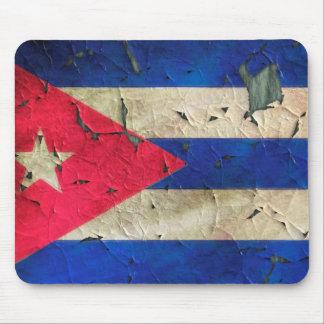 旗キューバ マウスパッド