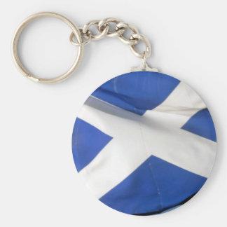 旗スコットランド キーホルダー