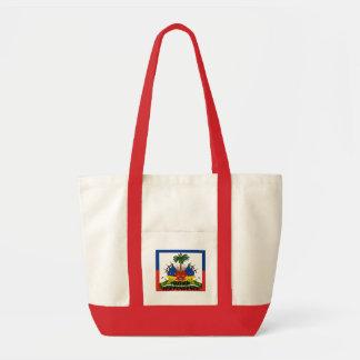 旗ハイチ詳細lgのハイチの独立 トートバッグ