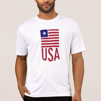 旗米国 Tシャツ